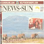News Sun December 30, 2008 image